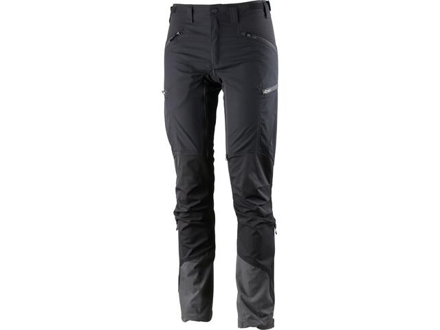 Lundhags Makke - Pantalon Femme - regular noir